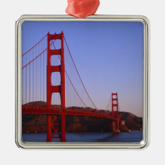 ゴールデンゲートブリッジ、サンフランシスコ、カリフォルニア、2 メタルオーナメント