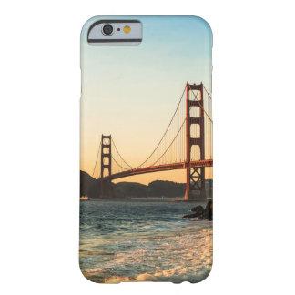 ゴールデンゲートブリッジ、サンフランシスコ BARELY THERE iPhone 6 ケース