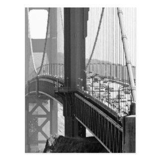 ゴールデンゲートブリッジ ポストカード