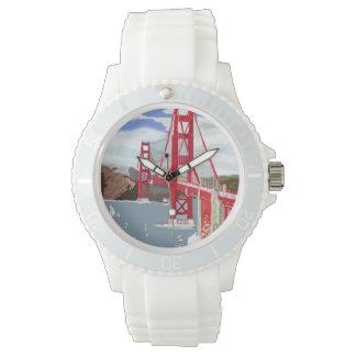 ゴールデンゲートブリッジ 腕時計
