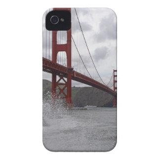 ゴールデンゲートブリッジ(霧) Case-Mate iPhone 4 ケース