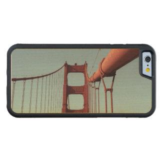 ゴールデンゲートブリッジ CarvedメープルiPhone 6バンパーケース