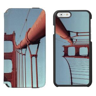 ゴールデンゲートブリッジ INCIPIO WATSON™ iPhone 6 ウォレットケース