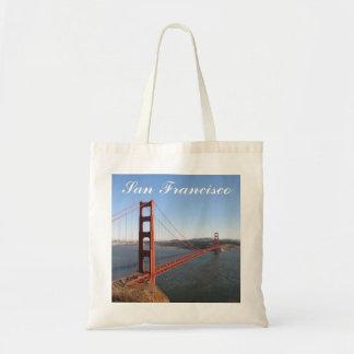ゴールデンゲート、サンフランシスコのトートバック トートバッグ