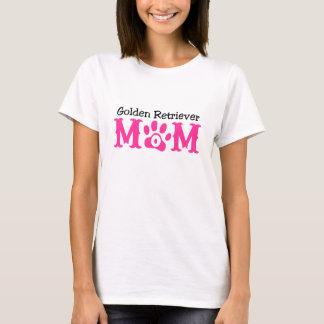 ゴールデン・リトリーバーのお母さんの服装 Tシャツ