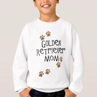 ゴールデン・リトリーバーのお母さん スウェットシャツ
