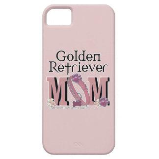 ゴールデン・リトリーバーのお母さん iPhone SE/5/5s ケース