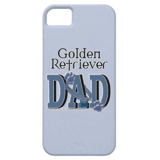 ゴールデン・リトリーバーのパパ iPhone SE/5/5s ケース