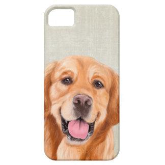ゴールデン・リトリーバーのポートレート Case-Mate iPhone 5 ケース