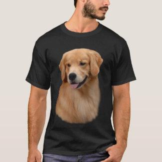 ゴールデン・リトリーバーのFriscoのTシャツ Tシャツ