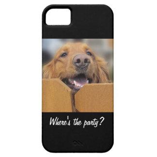 ゴールデン・リトリーバーのiPhone 5/5sの場合、穹窖 iPhone 5 Case