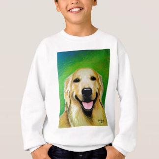 ゴールデン・リトリーバーのTシャツ スウェットシャツ
