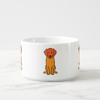 ゴールデン・リトリーバー犬の漫画 チリボウル