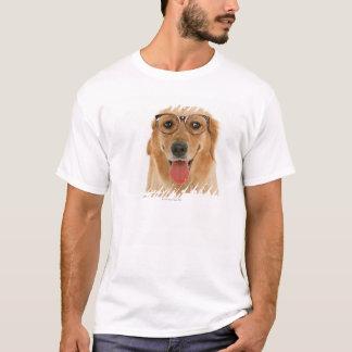 ゴールデン・リトリーバー3 Tシャツ
