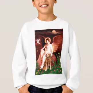 ゴールデン・リトリーバー9 -つけられていた天使 スウェットシャツ