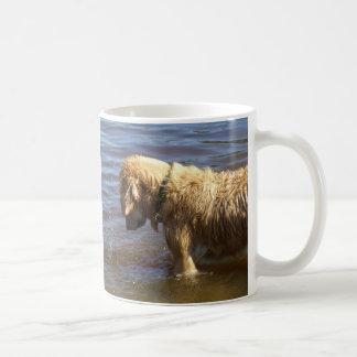 ゴールデン・リトリーバー コーヒーマグカップ