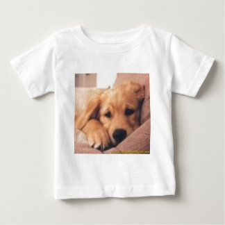 ゴールデン・リトリーバー ベビーTシャツ