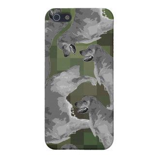 ゴールデン・リトリーバー iPhone 5 カバー