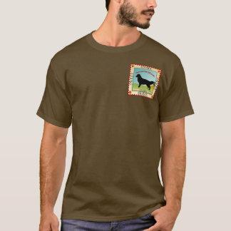ゴールデン・リトリーバー Tシャツ