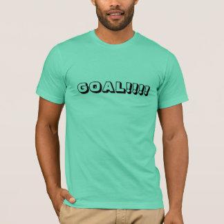 ゴール!!!! Tシャツ