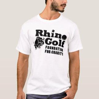 サイのゴルフ Tシャツ