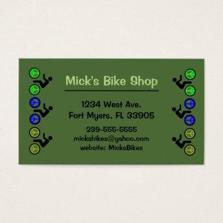 サイクリストの名刺 名刺