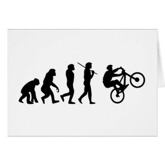 サイクリストの進化 カード