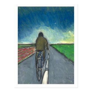 サイクリスト/フランダースのサイクリスト ポストカード