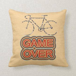 サイクリングのゲーム クッション