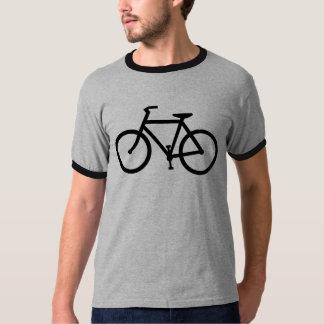 サイクリングのシルエット Tシャツ