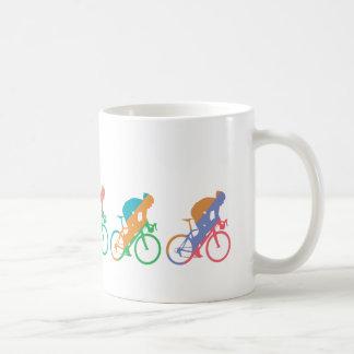 サイクリングのマグ コーヒーマグカップ
