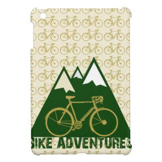 サイクリングの冒険-バイク iPad MINIカバー