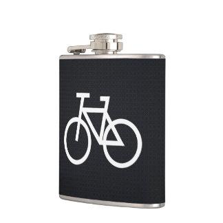 サイクリングはミニマル自転車に乗ります フラスク