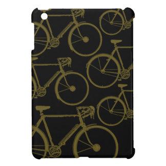 サイクリング、バイクもしくは自転車に乗る人、バイク iPad MINI カバー