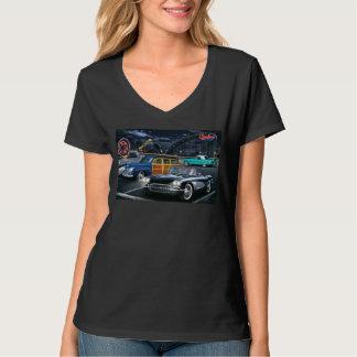 サイクロンのレーサー Tシャツ