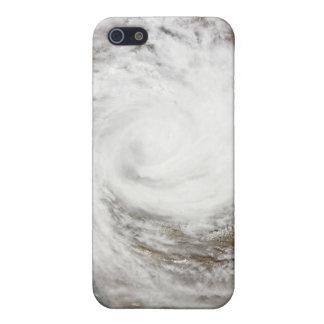 サイクロンのローレンス移動ずっと内陸に向かって iPhone 5 CASE