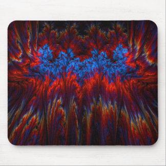 サイケデリックなスペクトル マウスパッド