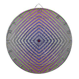 サイケデリックなピラミッドの計画のダート盤 ダーツボード