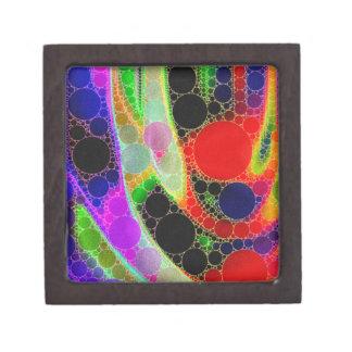 サイケデリックな抽象芸術 ギフトボックス