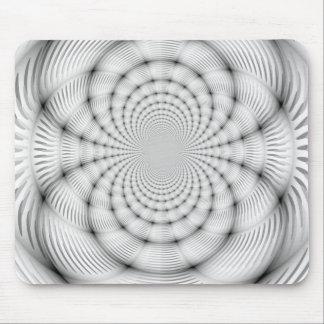 サイケデリックな抽象芸術 マウスパッド