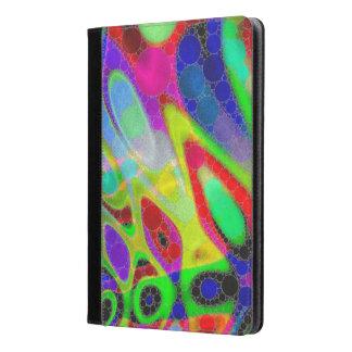 サイケデリックな虹旅行 iPad AIRケース