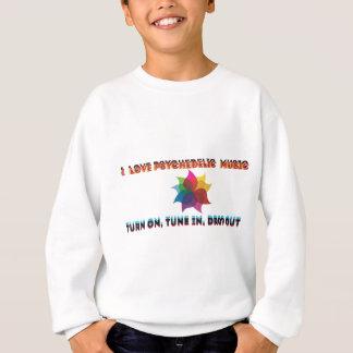 サイケデリックな音楽 スウェットシャツ