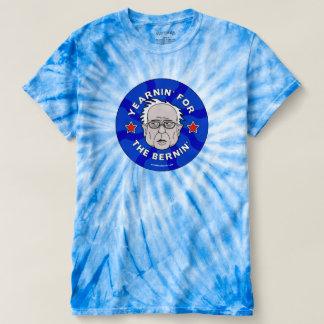 サイケデリックなBerninベルニーのためのYearnin Tシャツ
