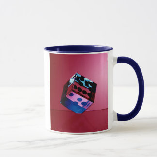 サイコロのマグ マグカップ
