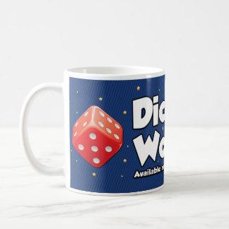 サイコロの世界! コーヒー・マグの*NEW コーヒーマグカップ