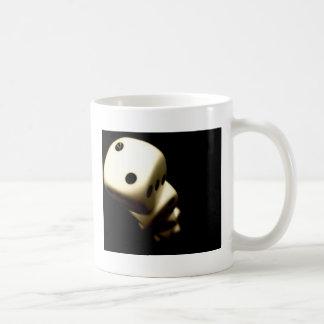 サイコロの商品 コーヒーマグカップ