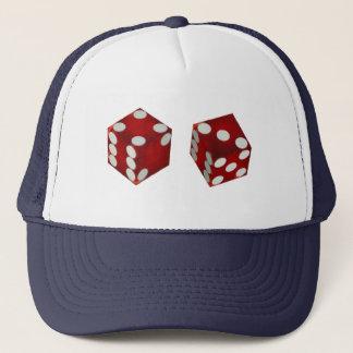 サイコロの帽子 キャップ