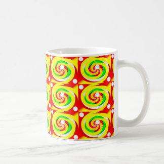 サイコロ コーヒーマグカップ