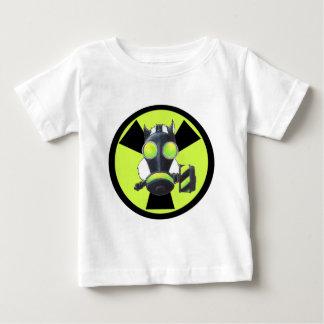 サイバーのパンクのスカンク ベビーTシャツ
