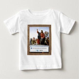 サイバーの説教 ベビーTシャツ